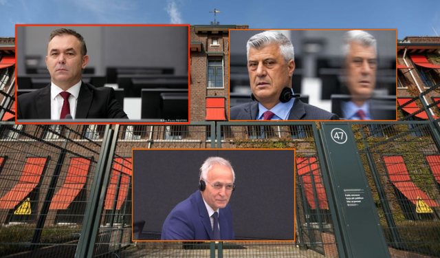 Gjykatësi i Speciales merr vendimin për Hashim Thaçin, Rexhep Selimin e Jakup Krasniqin (DOKUMENT)