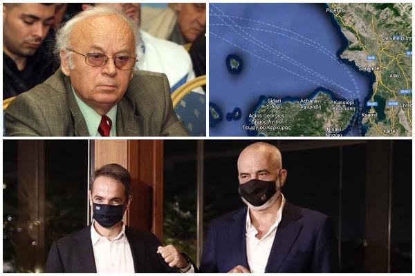 Zgjerimi i Greqisë me 12 milje/ Kolonel Pashaj: Kryeministri i Shqipërisë nuk do të pranonte kurrë që…Ku qëndron marifet-mashtrimi nga pala greke me Othonoin