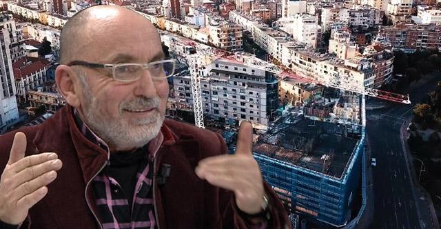 """""""Nuk e kisha imagjinuar kurrë…""""/ Lubonja nxjerr videon: Çfarë i ka bërë mafia e kullave Tiranës!"""