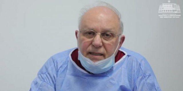 Mjeku Kalo: Po rrezikojmë jetët tona, disa të pamoralshëm…